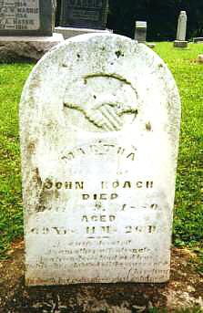 Martha (Corn) Roach w/o John