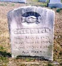 Greer Dillon