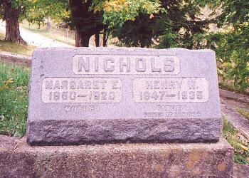 Henry W. & Margaret E. Nichols