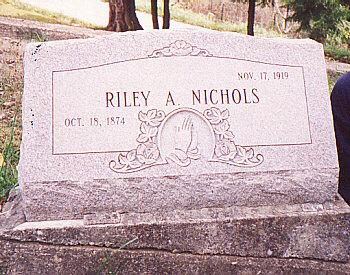 Riley A. Nichols