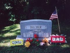 Margaret Lucille Dilcher & Clyde Dilcher d. 1989
