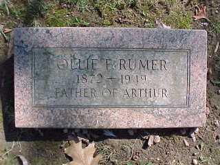 Ollie Rumer 1872-1949