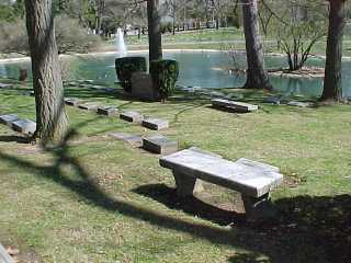 View of Rumer Plot Lake area