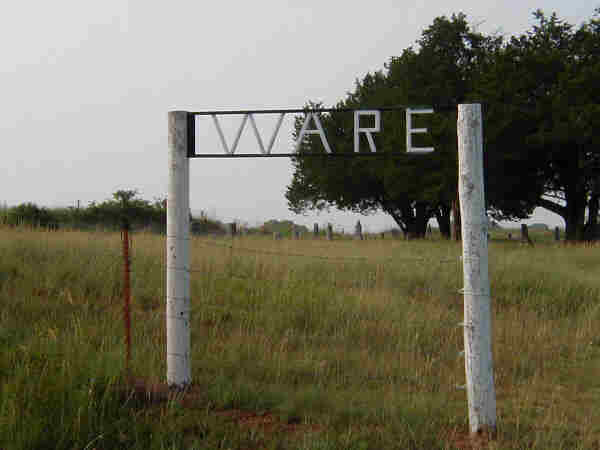 Ware Cemetery Gate