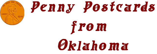Penny Postcards from Oklahoma