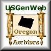 The USGenWeb Archives Project - Oregon