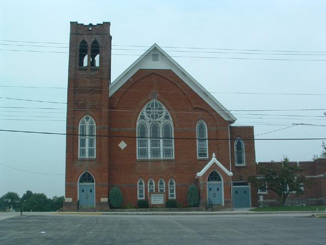 St. John's Evanglical Lutheran Church, Abbottstown, Adams County, PA