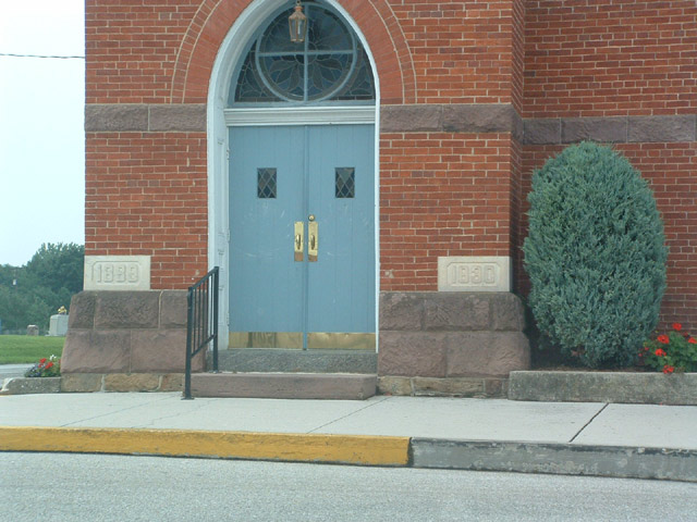 St. John's Evanglical Lutheran Church 1889-1930