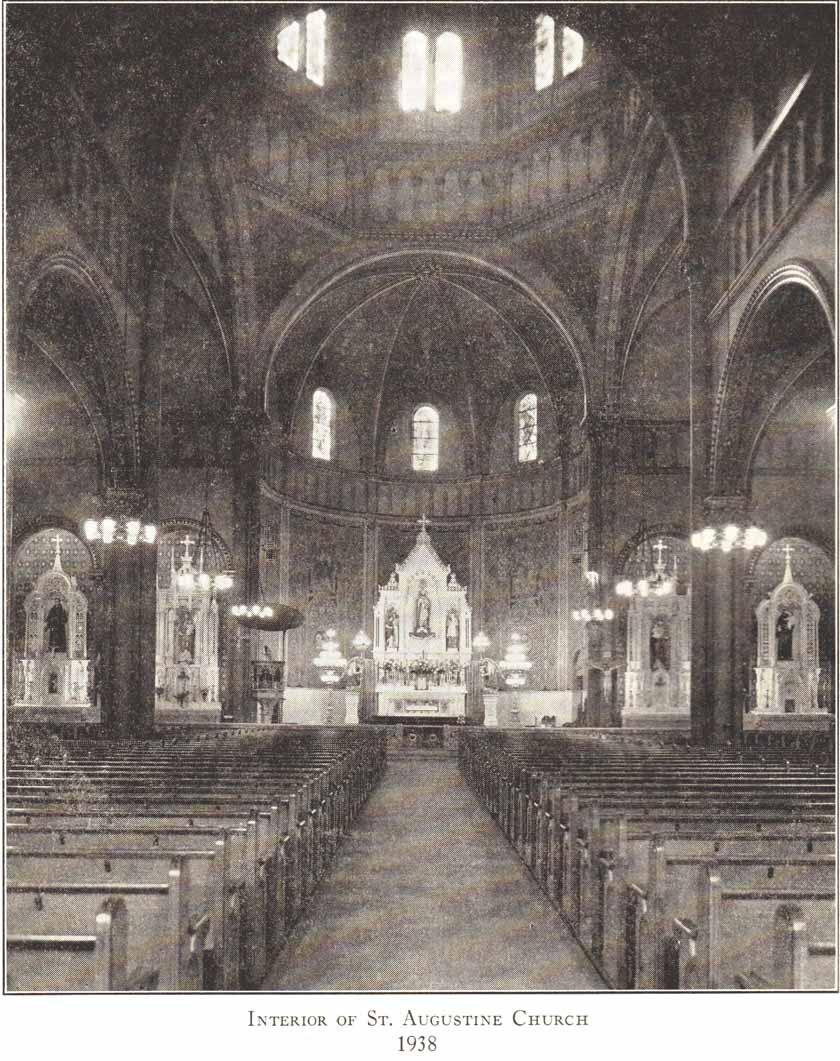 katholische Kirche St. Augustine gainesville fl