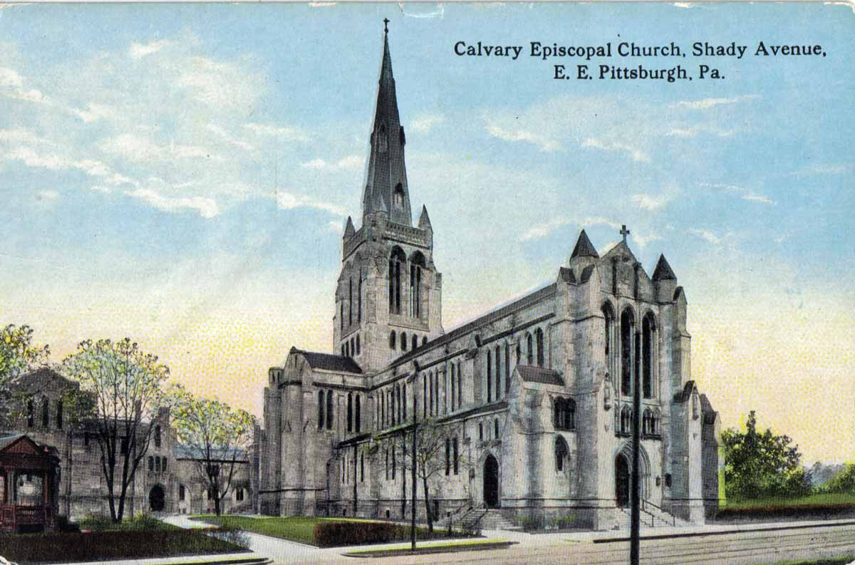 Image result for pittsburgh's calvary episcopal church