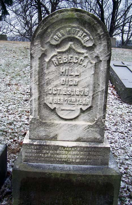 Allegheny County PAGenWeb Archives - Tombstone Photos