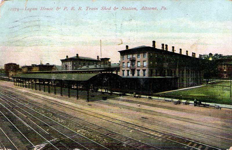 Altoona Blair County Pa Postcards Blair County Pa