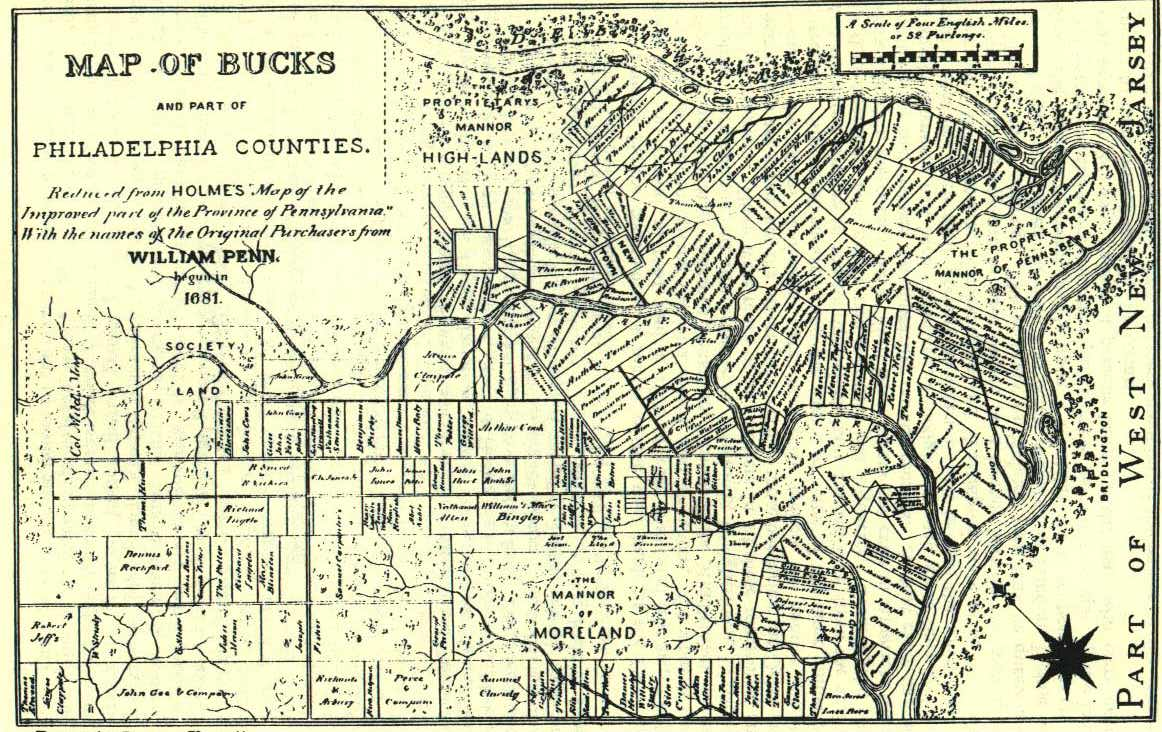 bucksmap. bucks county pagenweb archives