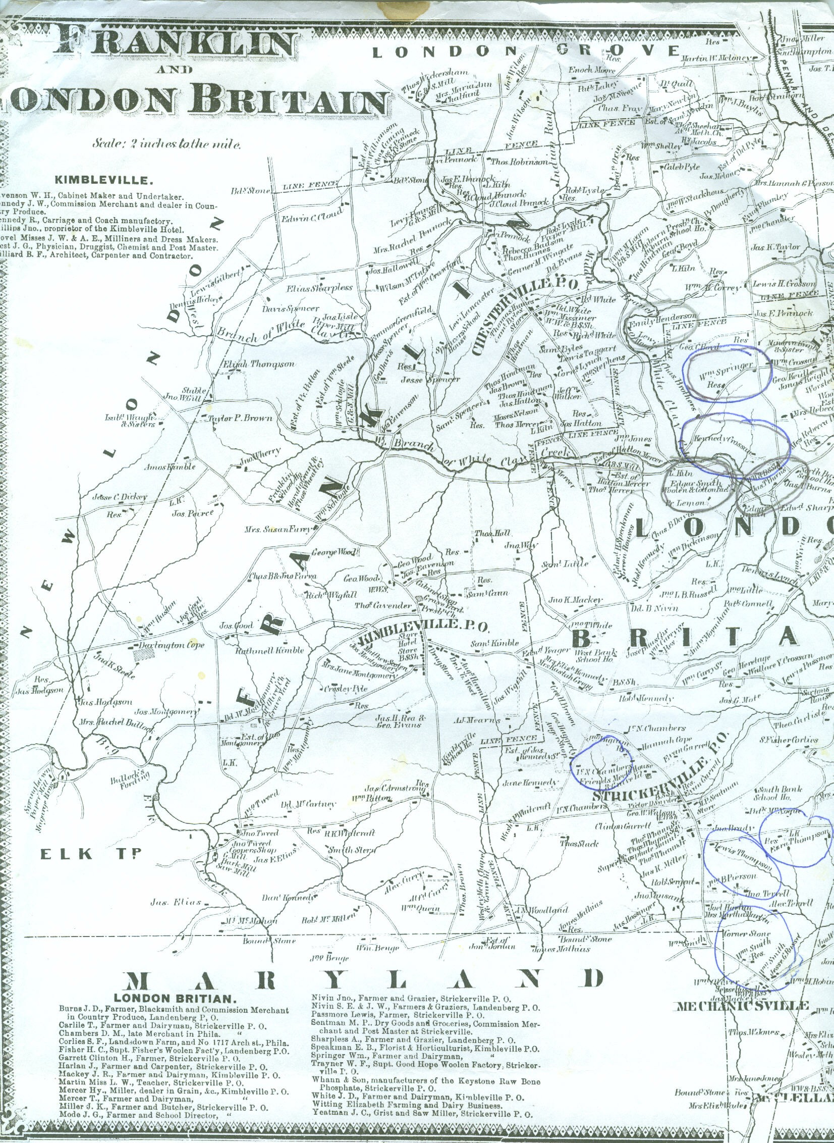 Image Result For Chester County Tax Maps