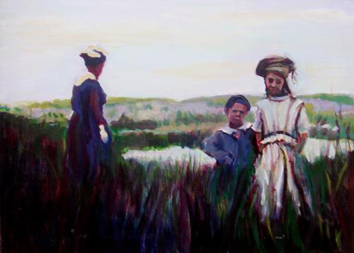 Hubler Children, Montrose