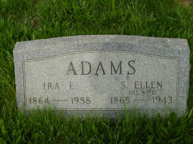 adams  ira e   1864 1958