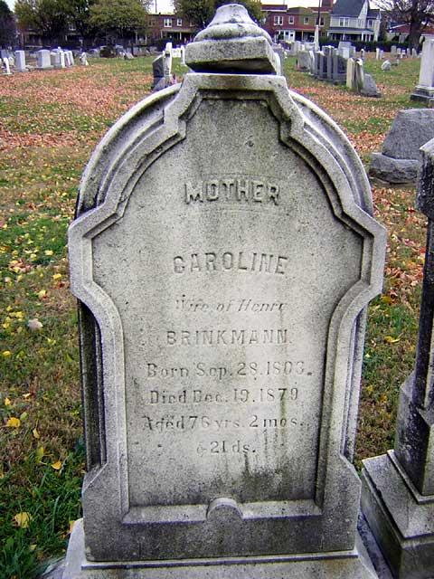 Lancaster Cemetery Surnames A thru L, Lancaster County