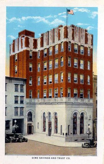 Penny Postcards from Lehigh County, Pennsylvania