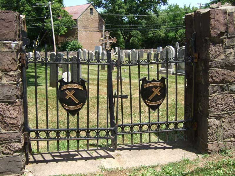 St. James Cemetery Gate