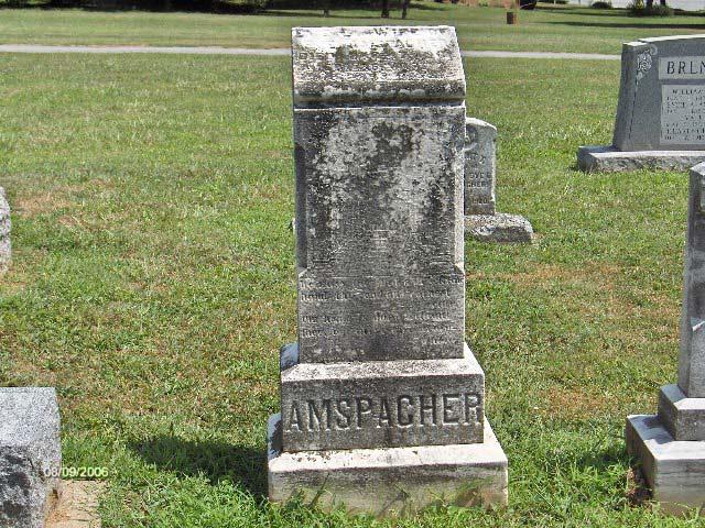 Fissel S New Hope Cemetery Shrewsbury York County Pa