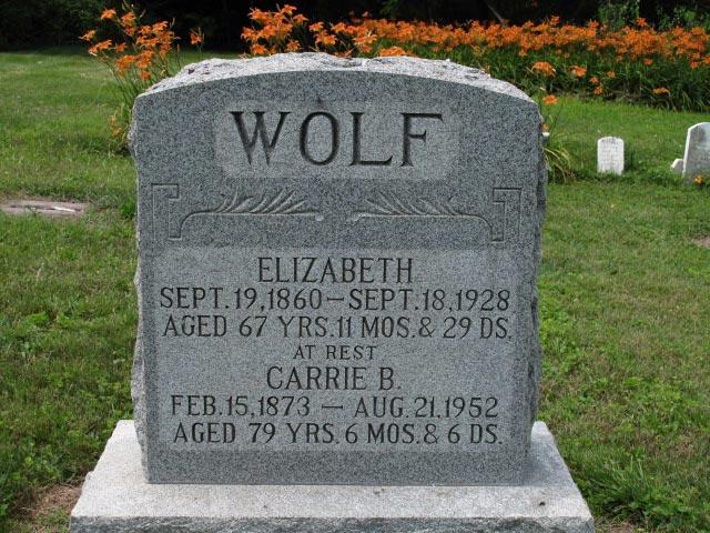 Elyzabeth Wolf
