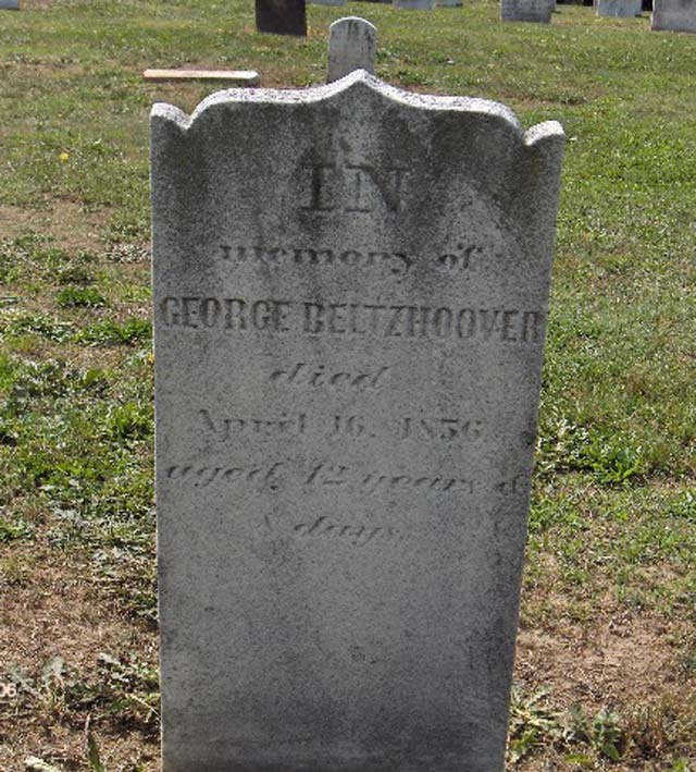 Manchester Union Cemetery - B Surnames