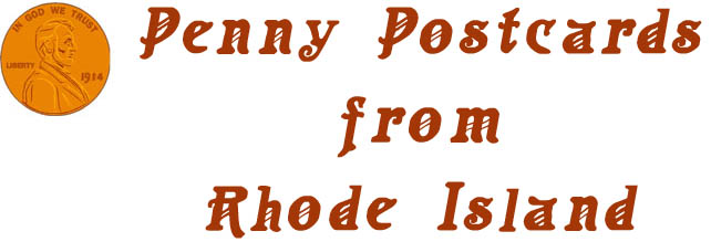 Penny Postcards from Rhode Island