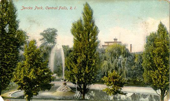 City Hall Central Falls Rhode Island