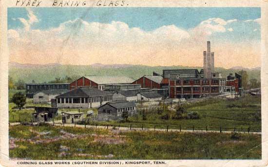 Bristol Glass History