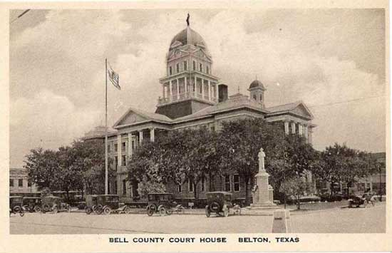 Penny Postcards from Bell County, Texas