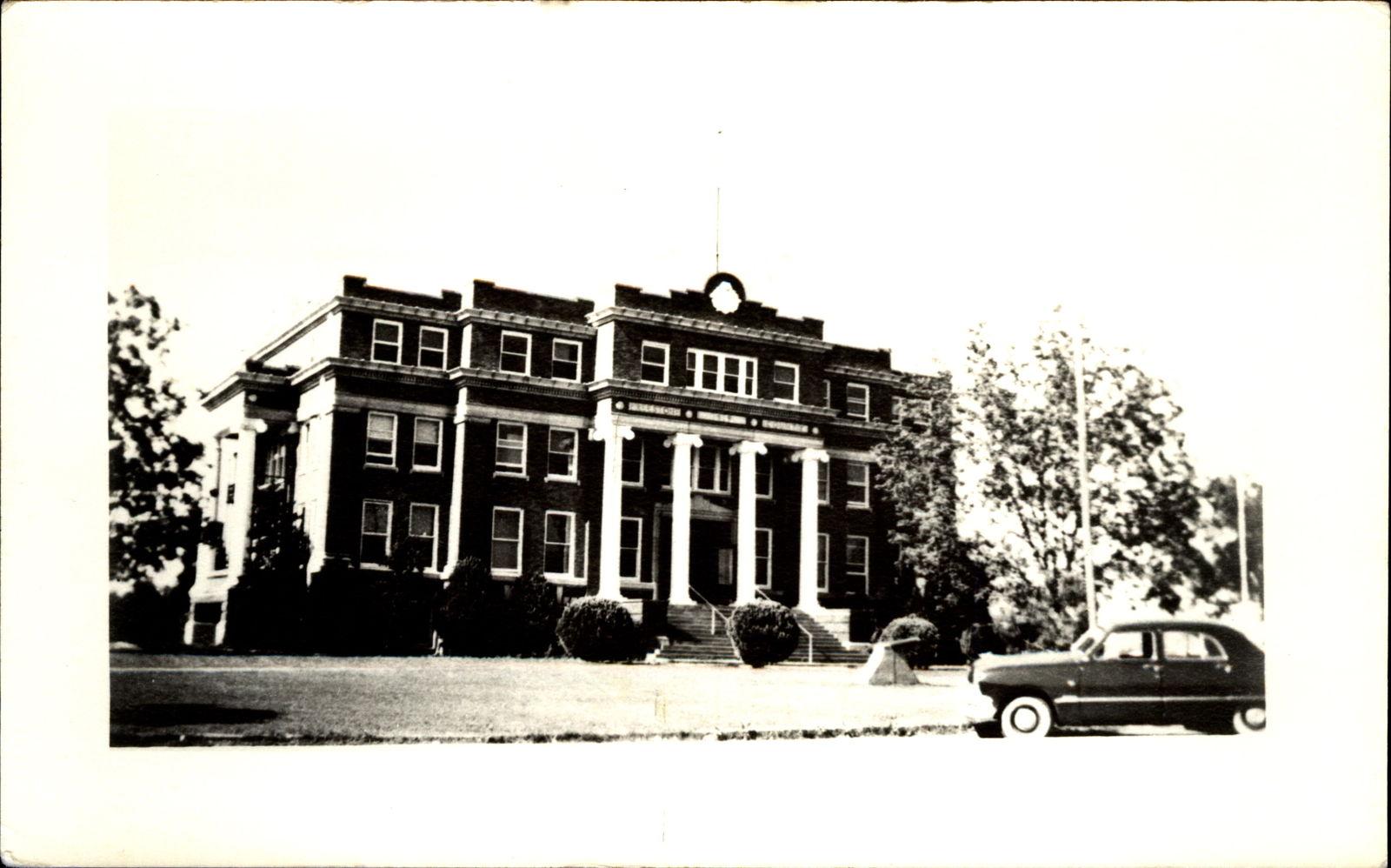City Hall Teague Tx