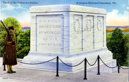 tomb of unknown The sentinels at the tomb of the unknown soldier are completely dedicated to their duty of guarding the tomb in fact, line eight of our sentinel's creed refers to the discomfort of the elements.