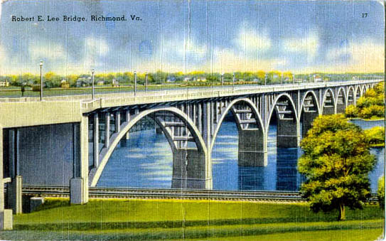 Penny Postcards From Richmond Virginia