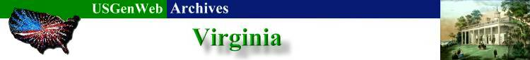The USGenWeb Archives Project - Virginia