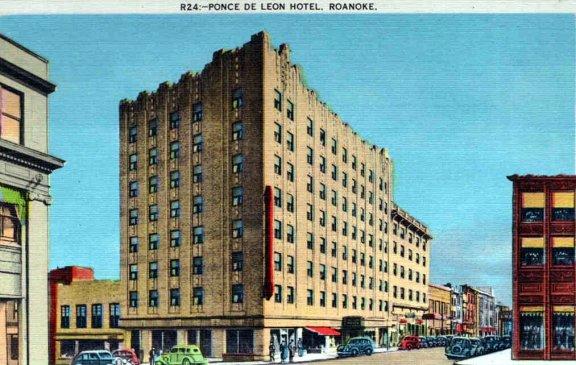 City Of Roanoke Va Picture Album