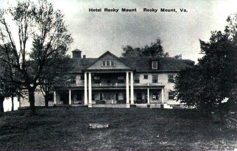 Rocky Mount Hotel