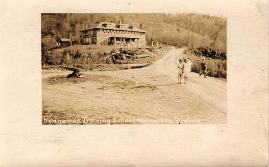 Penny Postcards from Smyth County, Virginia