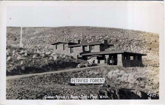 Penny Postcards from Kittitas County Washington