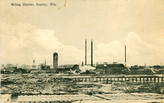 Penny Postcards from Chippewa County, Wisconsin