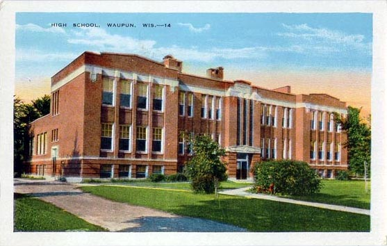 Penny Postcards From Fond Du Lac County Wisconsin