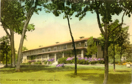 Sherwood Forest Hotel Green Lake