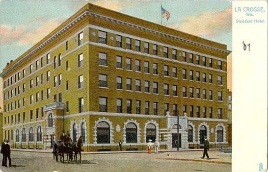 Stoddard Hotel La Crosse