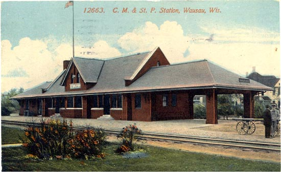 Penny Postcards From Marathon County Wisconsin