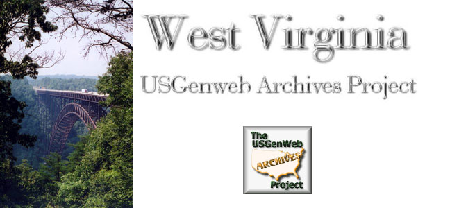 USGenWeb West Virginia Archives Project